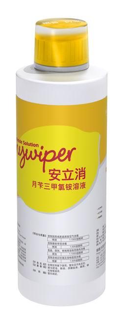 安立消宠物-500ml柠檬香型